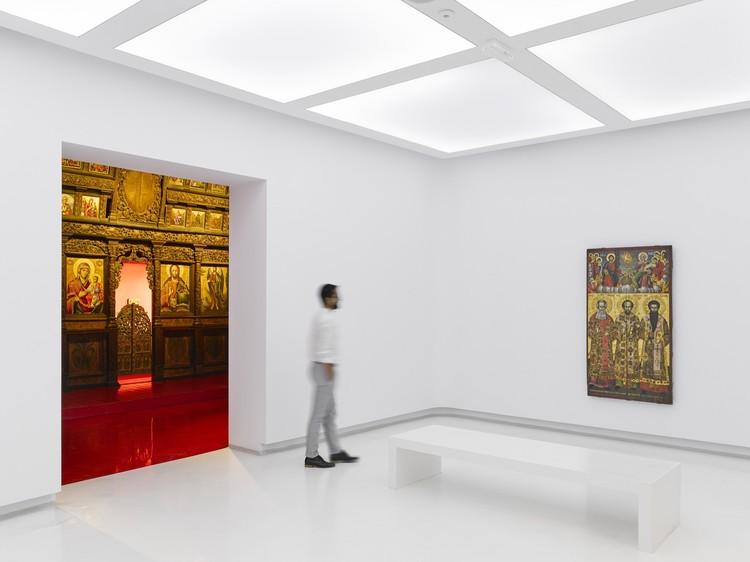 Museu Korça - Museu Nacional de Arte Medieval / Bolles + Wilson, © Roman Mensing