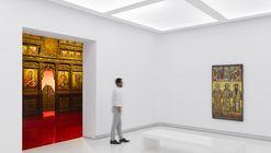 Museu Korça - Museu Nacional de Arte Medieval / Bolles + Wilson