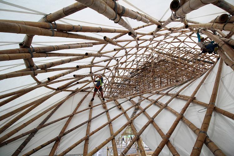 Zcb Bamboo Pavilion