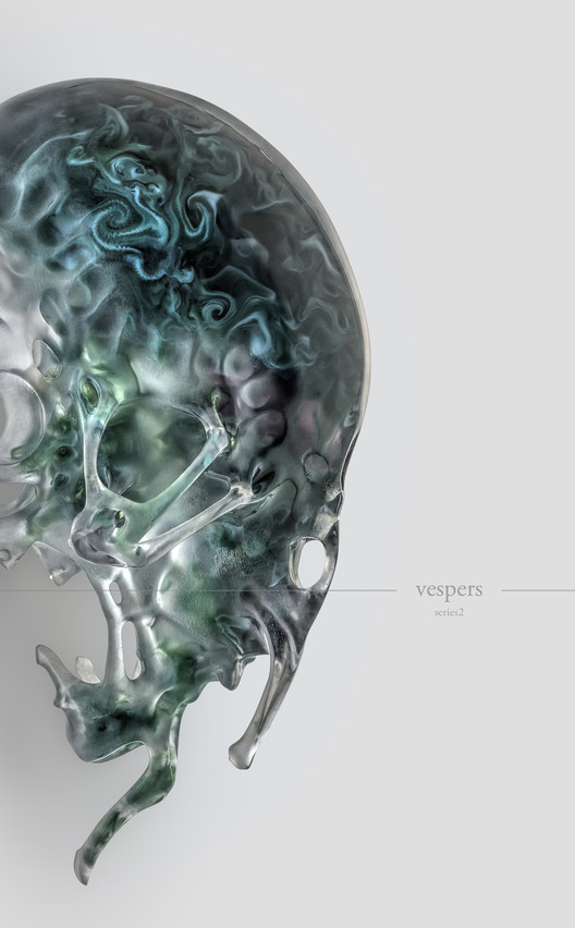 Death Masks From MIT Capture Your Dying Breath, Courtesy of MIT Media Lab