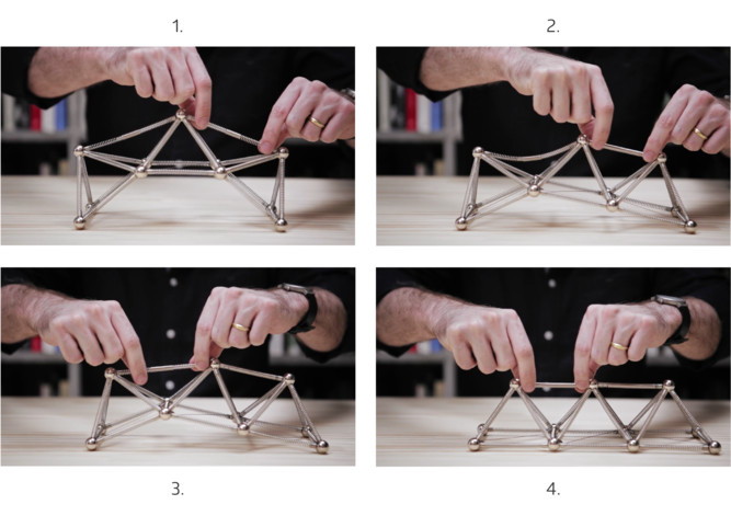 Mola Structural Kit II: Another Way to Learn About Structures , Courtesy of Mola