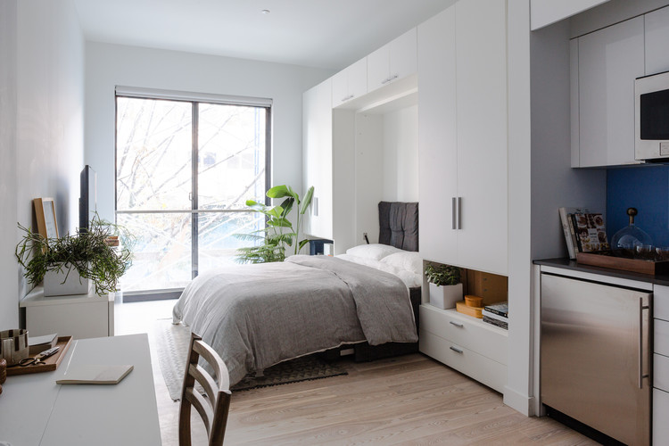 See How New York S Pilot Scheme Of Modular Microhouses Was