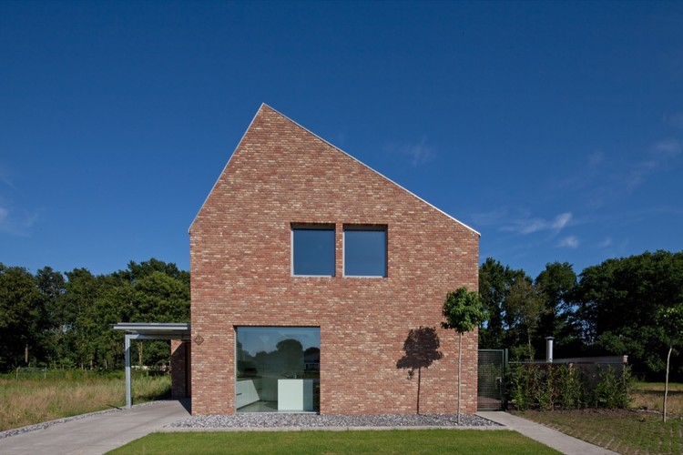 Residência Riel / Joris Verhoeven Architectuur, © John van Groenedaal