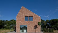 Residência Riel / Joris Verhoeven Architectuur