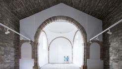 Rehabilitación Ermita del Santo Sepulcro  / Héctor Fernández Elorza + Manuel Fernández Ramírez