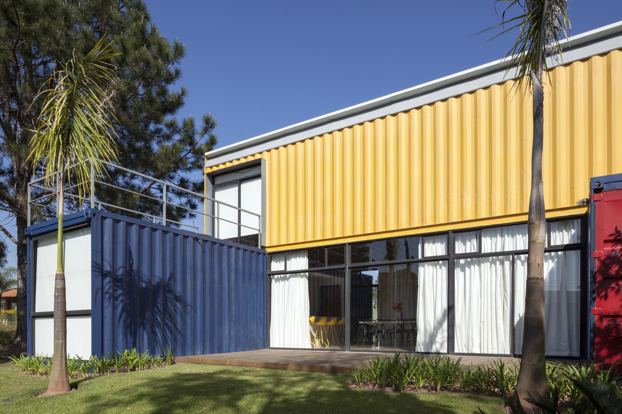 Galeria de casa container granja viana container box 10 - Casa container prezzo ...