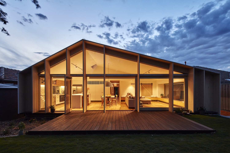 Outstanding Gallery Of Lean To House Warc Studio 12 Interior Design Ideas Gentotthenellocom