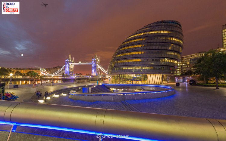 Tour These London Landmarks Without Leaving Your Couch, © Rod Edwards