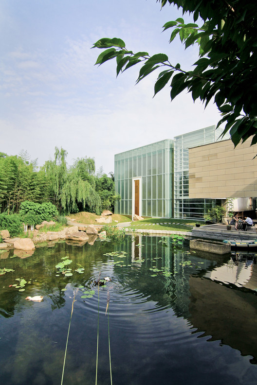 Wu Ji Academy / Wutopia Lab, Courtesy of Wutopia Lab