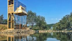 The Mirrored Sight Shelter / Li Hao