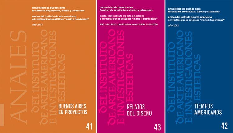 45 Revistas para descargar del Instituto de Arte Americano e Investigaciones Estéticas - UBA