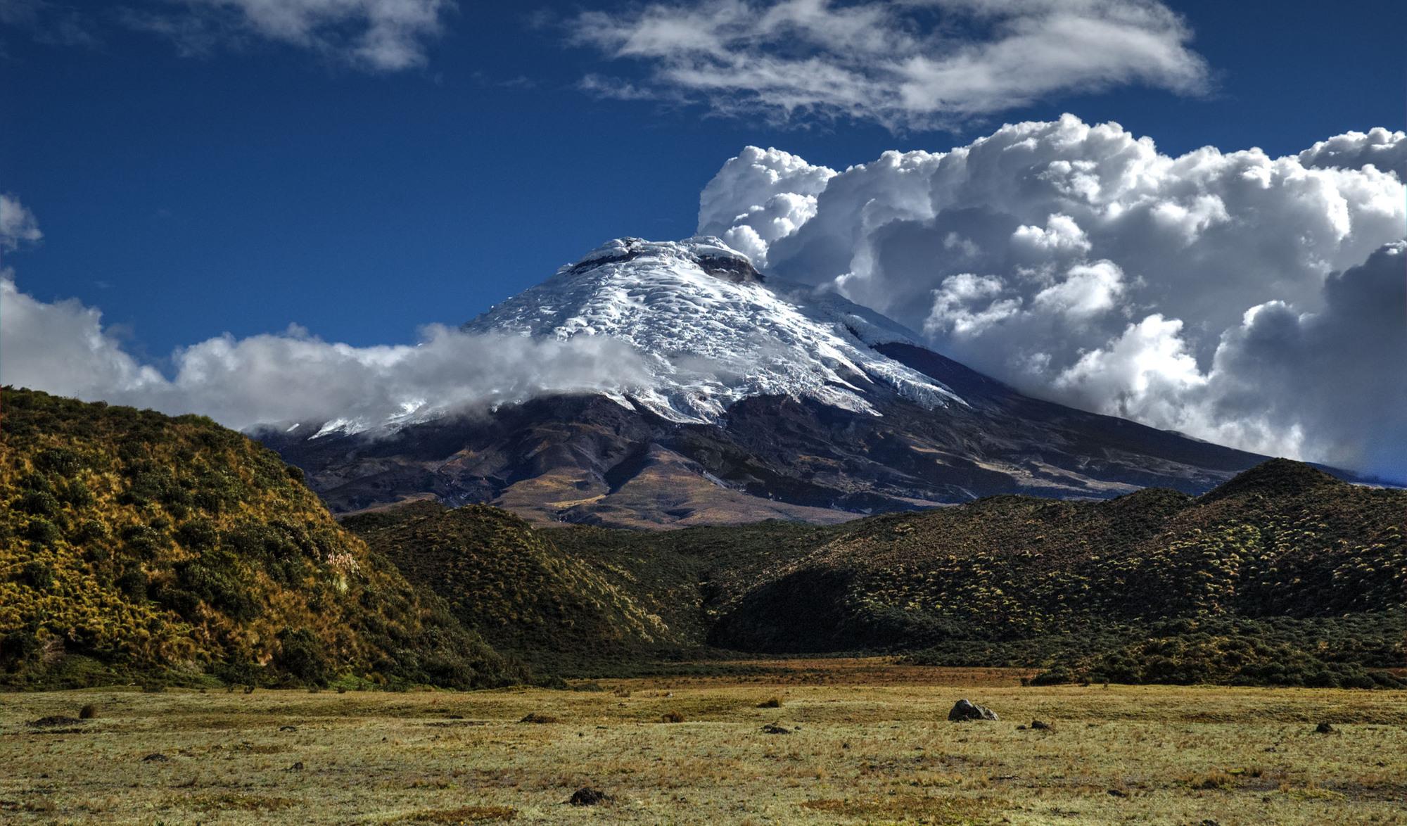 ¿Es Latinoamérica víctima de una amnesia colectiva? El caso del volcán Cotopaxi en Ecuador