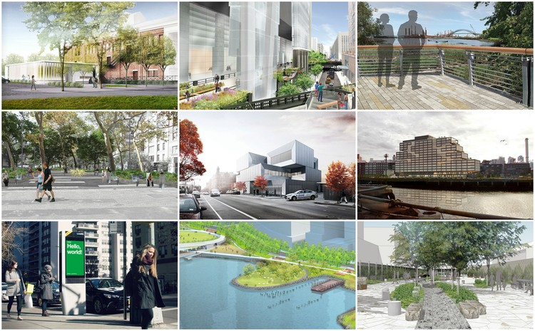 Elegant Mayor Bill De Blasio And The New York City Public Design Commission Have  Announced The Winners Of Their 2016 Awards For Excellence In Design.