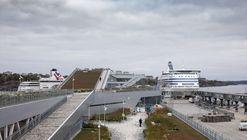 Terminal Värtaterminalen / C.F. Møller Architects