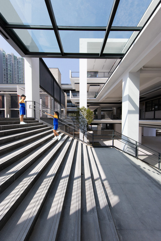 Kai Tak Primary School  / ArchSD, Courtesy of ArchSD