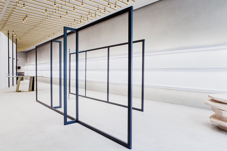 Jil Sander Store / Andrea Tognon Architecture, © Büro Bum Bum