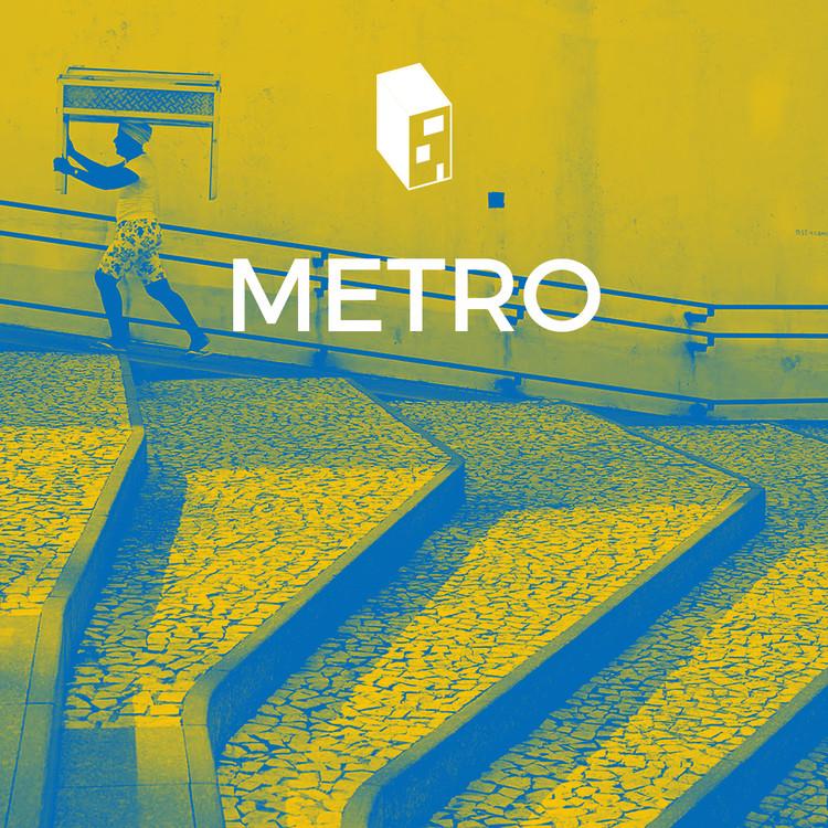 Playlist: METRO Arquitetos Associados, Editada pela equipe ArchDaily Brasil, fotografia original. Image Ilana Besser