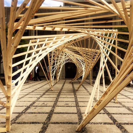 Experiencia de construcci n en madera en valpara so - Precios de estructuras de hormigon ...