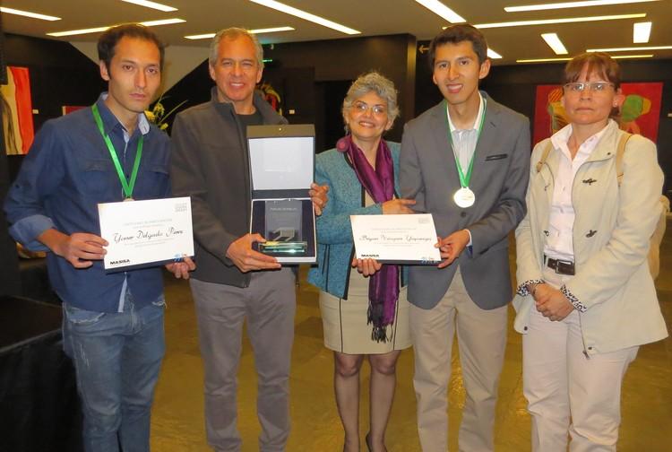 Estudiantes de arquitectura de la UPN ganan por tercer año consecutivo concurso Masisa en Perú, Cortesía de Masisa