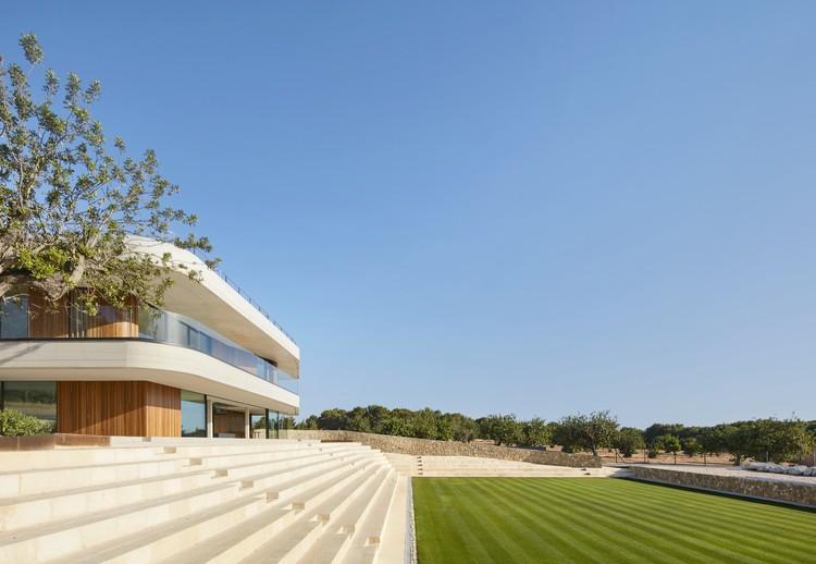 Tennis Terraces  / GRAS arquitectos, © José Hevia