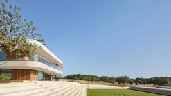Tennis Terraces  / GRAS arquitectos
