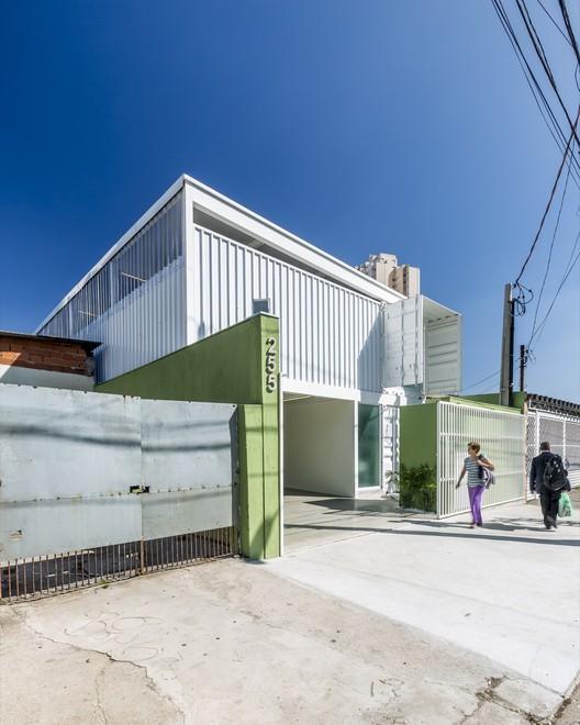 Hospital Compacto CIES Global / NN Arquitetos Associados + OYTO Arquitetura, Planejamento e Construção, © Rafael Schimidt