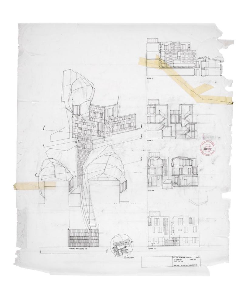 Walmer Yard Peter Salter Mole Architects John Comparelli
