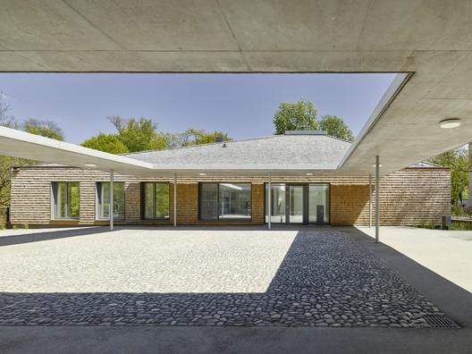 Intercultural Education Center at Tübingen / (se)arch architekten