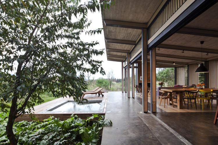 Casa Moreno / CCA Centro de Colaboración Arquitectónica, © Onnis Luque