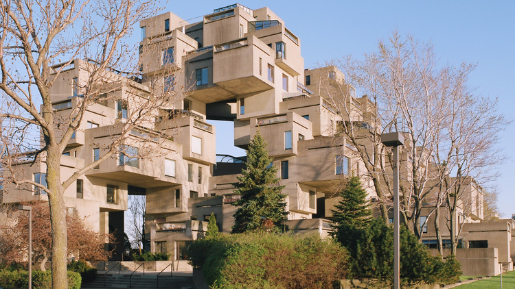 "Moshe Safdie: Architects ""Have a Deep Social Responsibility"", Habitat 67 / Moshe Safdie"