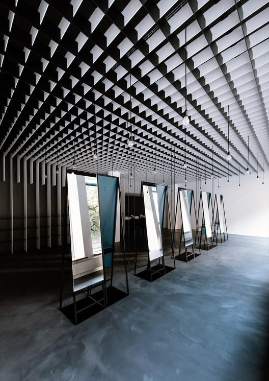 Salão de Beleza Talstrasse Zurique / Wülser Bechtel Architekten, © Stefan Wülser