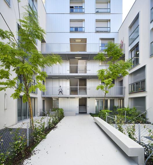 Plein Ciel  / MG-AU / Michel Guthmann Architecture et Urbanisme