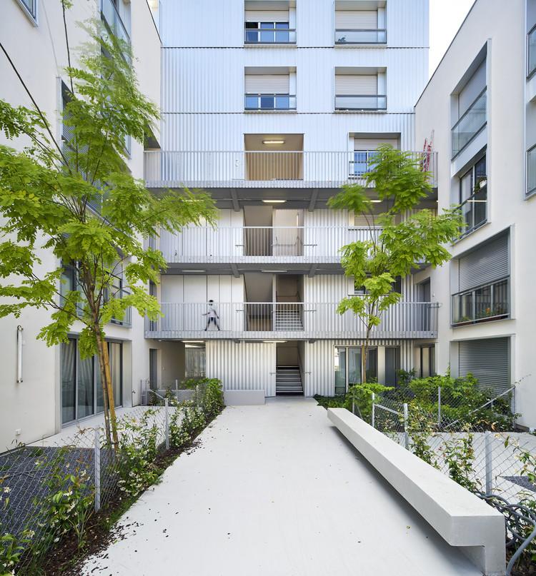 Plein Ciel / MG-AU / Michel Guthmann Architecture et Urbanisme, © Michel Denancé