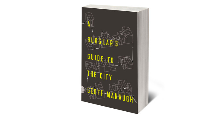 """A Burglar's Guide to the City"" to be Adapted into a Television Pilot , via www.burglarsguide.com/"