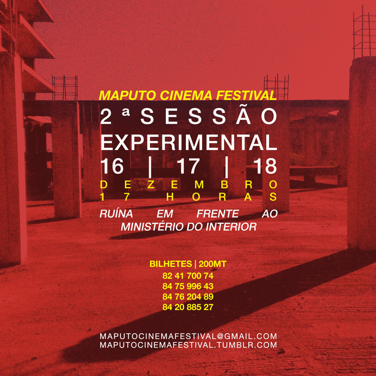 Maputo Cinema Festival - 2ª sessão experimental, Cortesia de Unknown