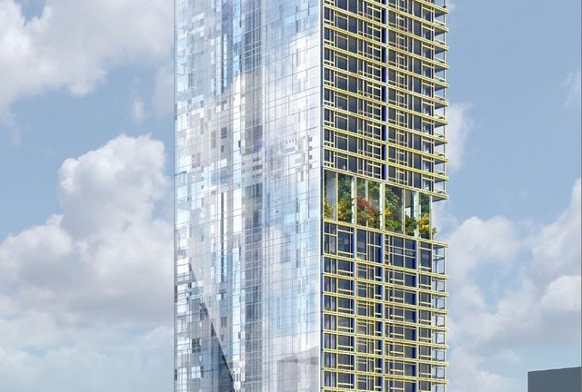 Jean Nouvel's First Melbourne Tower Receives Go-Ahead, Courtesy of Sterling Global