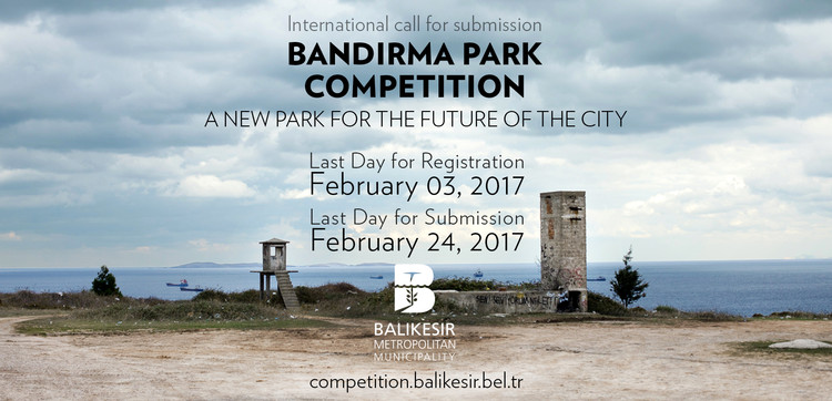 Call for Submissions: Bandirma Park Competition, Courtesy of Unknown