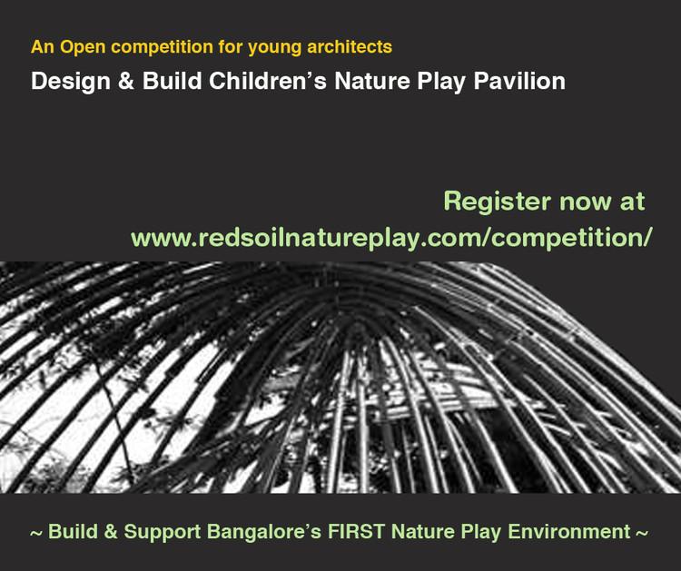 Design & Build Children's Nature Play Pavilion at Red Soil Nature Play , Children's Nature Play Pavilion