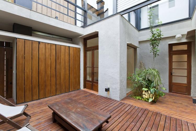 Casa en Cañitas / Estudio DAYAN, © Francisco Nocito