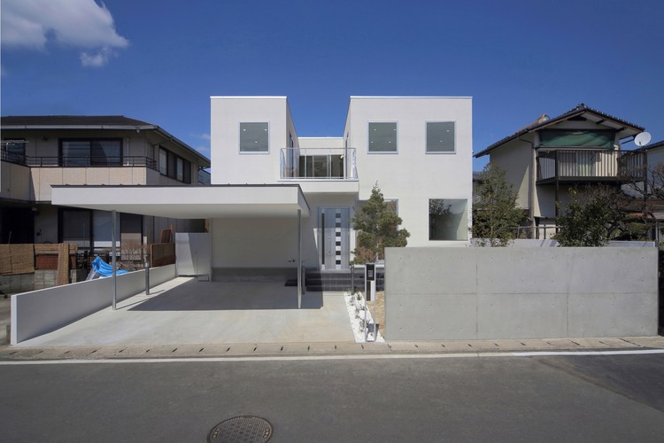 House K  / YDS Architects, ©  Hiroshi Fujimoto/Studio Fuji