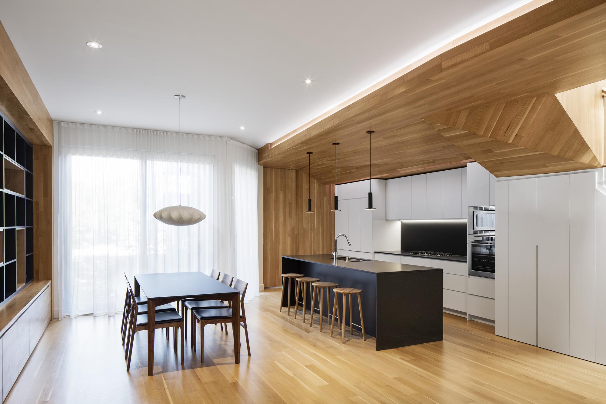 galer a de la casa de paul y sigi mxma architecture design 8. Black Bedroom Furniture Sets. Home Design Ideas