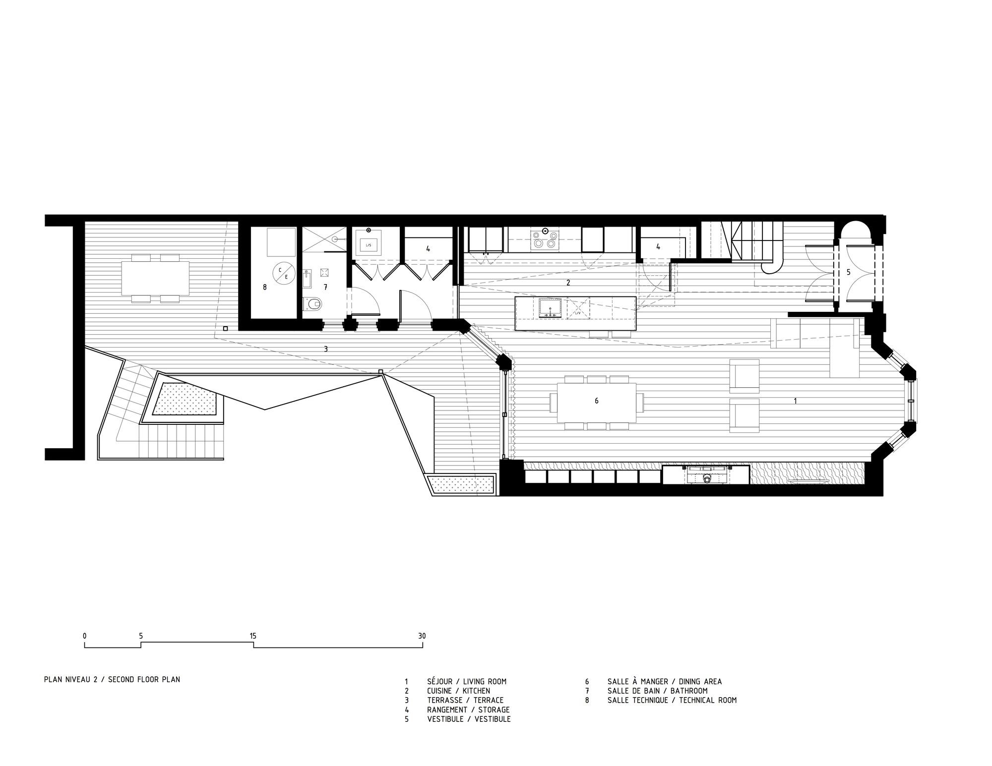 Gallery Of La Casa Of Paul Sigi Mxma Architecture Design 11