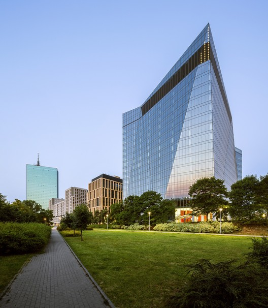 Gdanski Business Center / E&L Architects + Hermanowicz Rewski Architects, © HB Reavis Poland