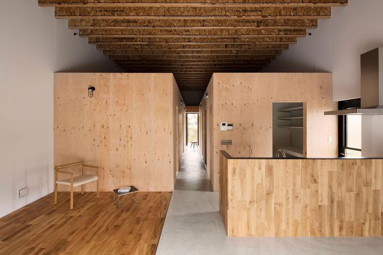 Loft House  / CAPD, © Daisuke Shima / ad hoc inc