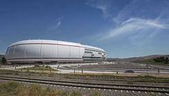Sivas Stadium  / Bahadir Kul Architects