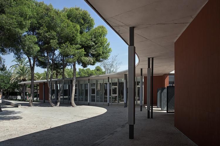 Intervención en Colegio Santa Teresa de Jesús / Peñin Arquitectos, © DIEGO OPAZO