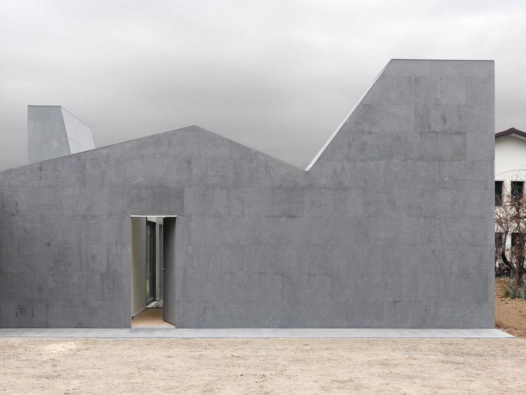Residência Contorcida / ifdesign, © Andrea Martiradonna