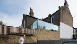Proyecto caja de cristal / Studio 304 Architecture