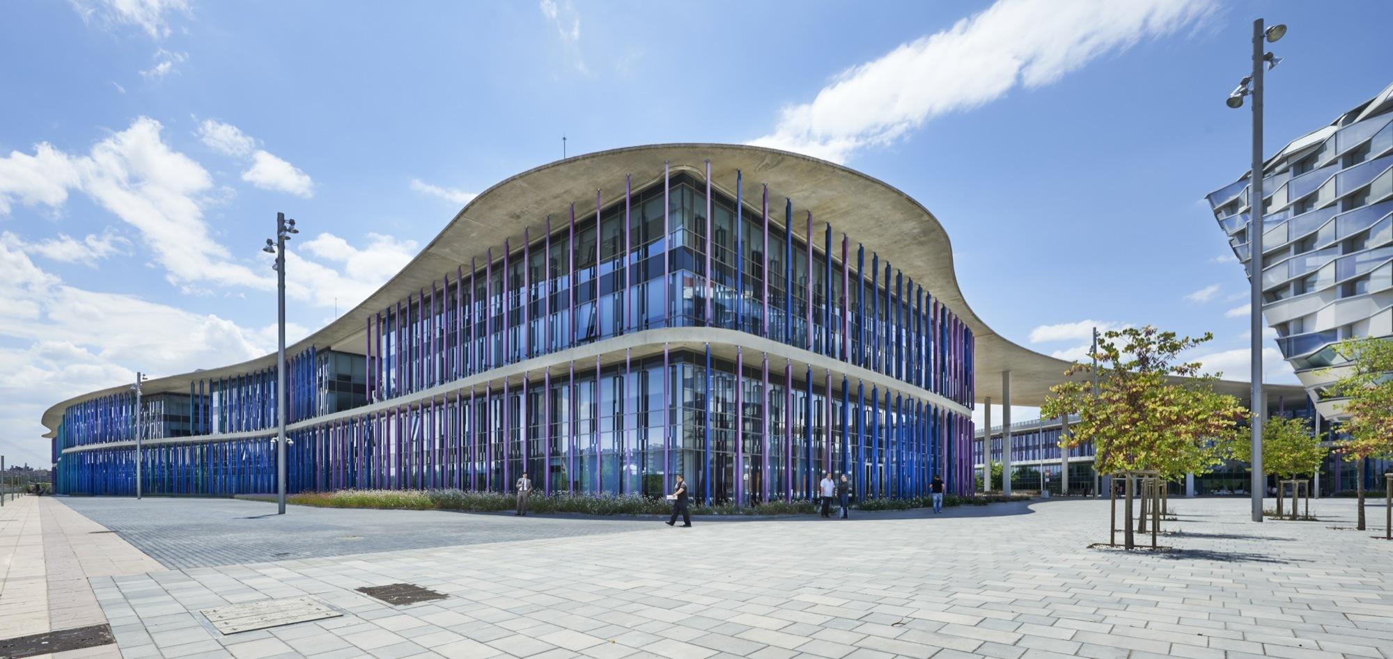 Ciudad de la justicia estudio lamela plataforma arquitectura - Estudio arquitectura zaragoza ...