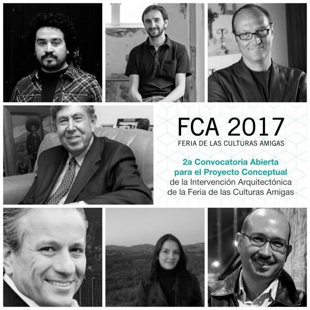 Conoce al jurado de la segunda etapa de la Convocatoria FCA 2017, Cortesía de LIGA, Espacio de Arquitectura DF